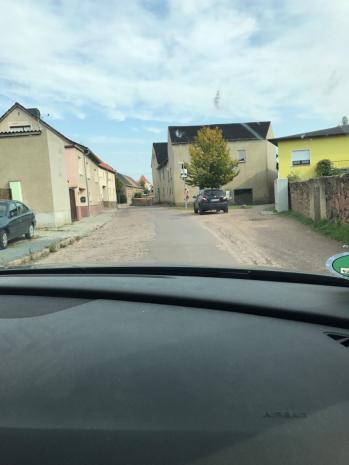 weg zur fähre